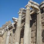 Древний город Сиде 1