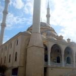 Мечеть с четырьмя минаретами - редкая