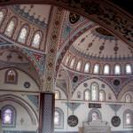 Внутренние росписи Мечети г.Манавгат