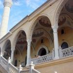 Парадный вход в Мечеть..