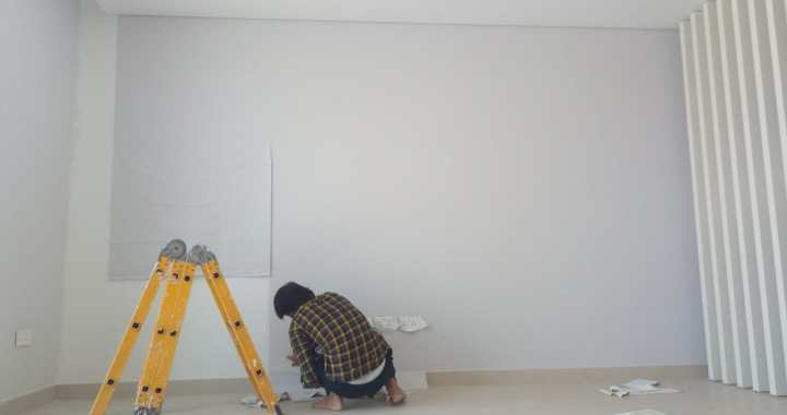 Wallpaper Fixing Services In Abu Dhabi
