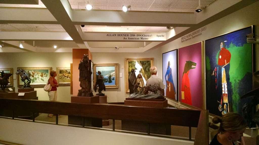 Leanin Tree Museum of Western Art