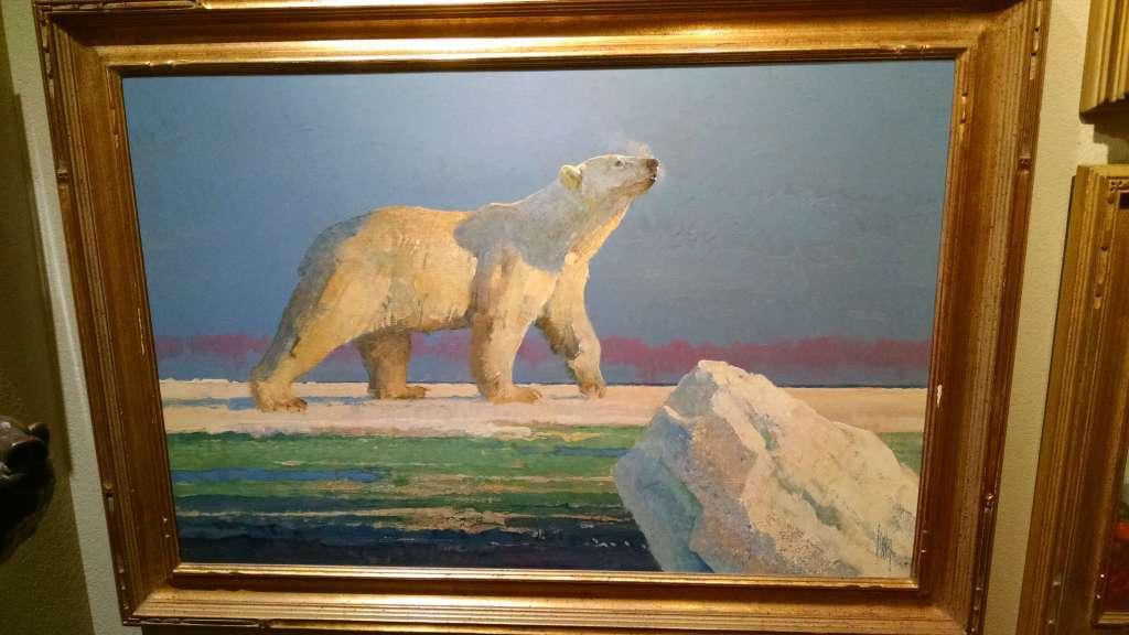 Seal Hunter by Bob Kuhn