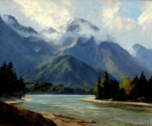 george-bates_river-in-a-mountain-landscape
