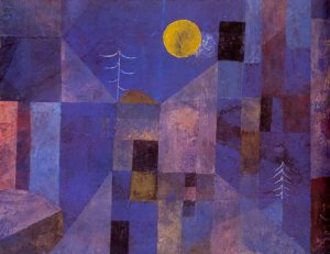 Paul_Klee_-_Moonshine__1919