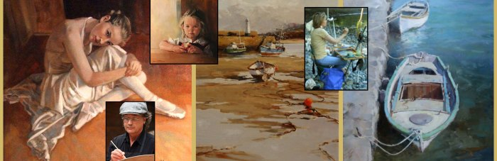 David Goatley (portraits in oils) or Deborah Tilby (landscape painting) workshops The next workshop is being held at beautiful Shawnigan Lake on Vancouver Island, B.C. from July 13th to Jul 17th 2015.