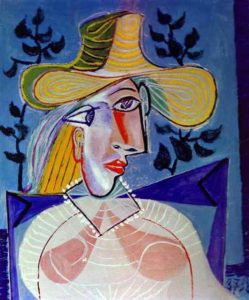 Pablo-Picasso_Portrait-of-a-Young-Girl_1938