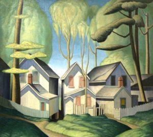 lawren-harris_Summer-houses_1926