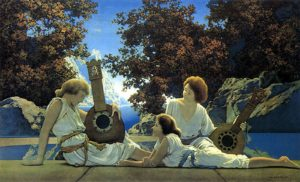 parrish-lute-players