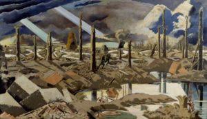 paul-nash_the-menin-road_1919