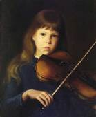 lilla_cabot_perry_margaret-with-a-violin_1885