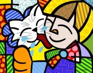 romero-britto_friendship