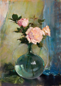 laura-coombs-hills_roses-in-glass-vase