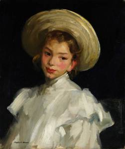 robert-henri_dutch-girl-in-white