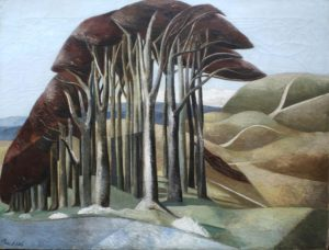 paul-nash_wood-on-downs