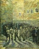 vincent-van-gogh_prisoners-exercising_1890