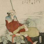 self portrait as a fisherman