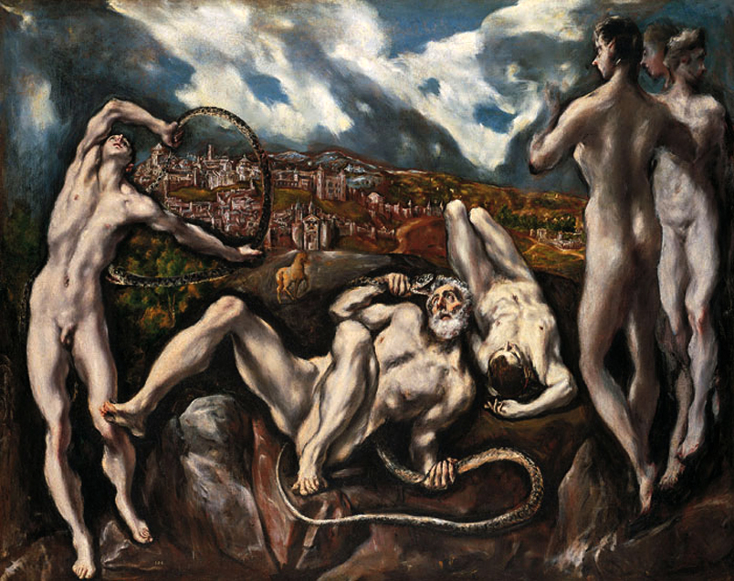 Jenny Lynn McNutt on The Duende of El Greco's Laocoon