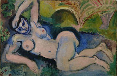 Matisse blue nude001