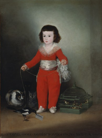 Peggy Cyphers on Francisco de Goya