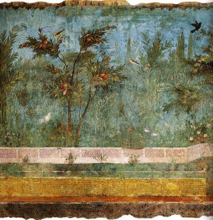 581px-Villa_di_livia,_affreschi_di_giardino,_parete_corta_meridionale_01