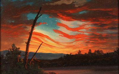 Gaby Collins-Fernandez on Frederick Edwin Church