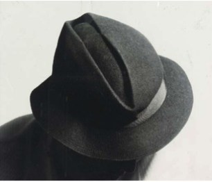 Man Ray Untitled (hat) Photograph 1933 7x8.3in