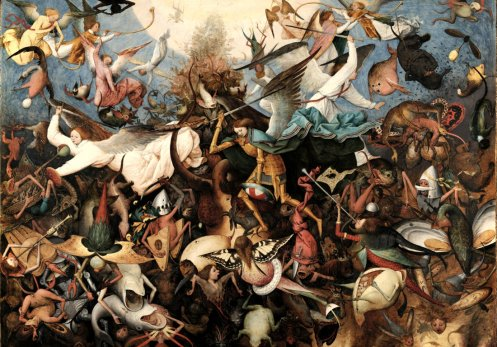 Fall of Rebel Angels