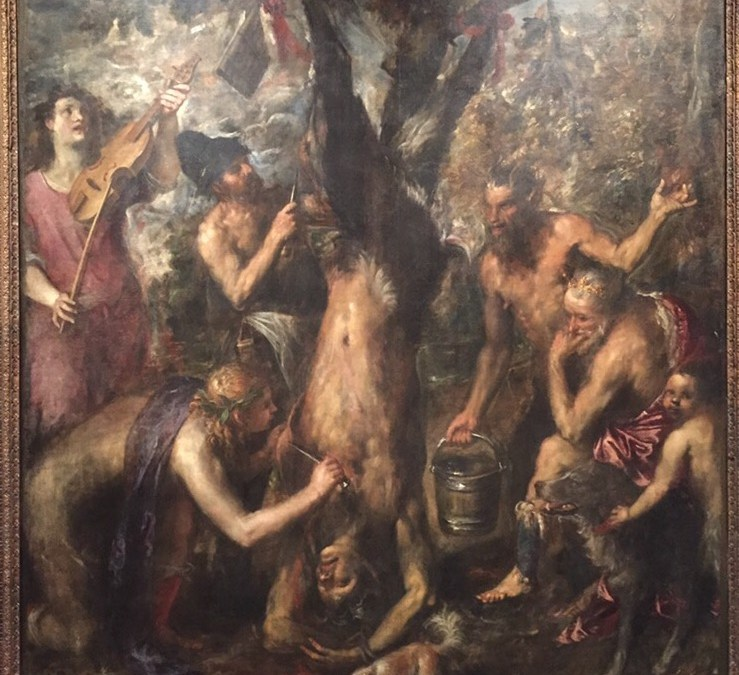 John Dubrow on Titian