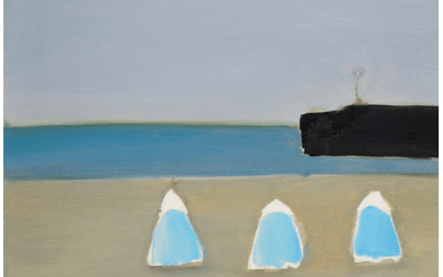 Lilian Day Thorpe on Nicolas de Staël