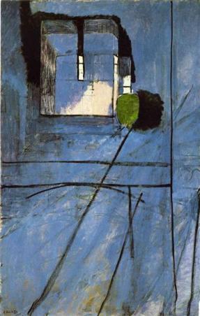 Henri Matisse, View of Notre Dame, 1914.