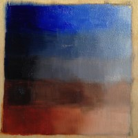Color Studies for Painters; Complementary Color chart