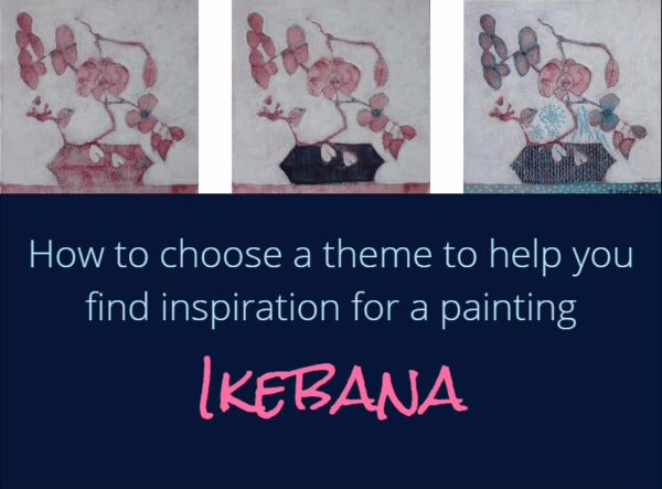 how to find inspiration for painting