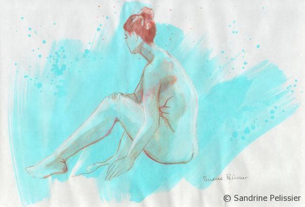 blue-life-drawings