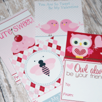 Valentine Cards Free Printable