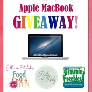 Apple Macbook Pro Laptop Giveaway