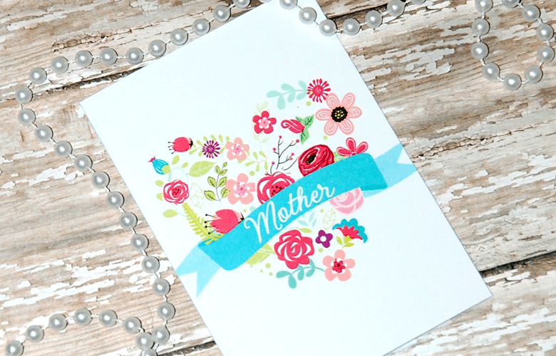 Mother's Day Free Wall Art & Card Printable