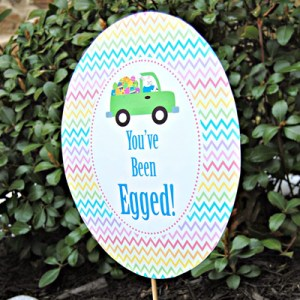 Egg Your Neighbors This Easter