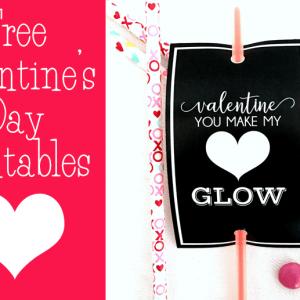 FREE Valentine Day Printables