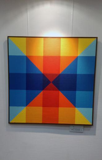 Выставка Николая Вологжанина в Москве