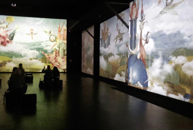 Выставка Босха