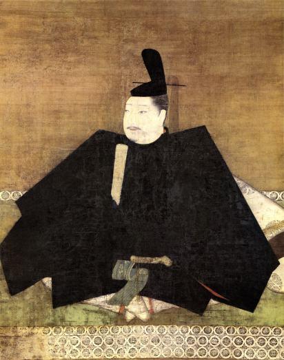 Фудзивара Таканобу. Портрет Минамото но Ёритомо