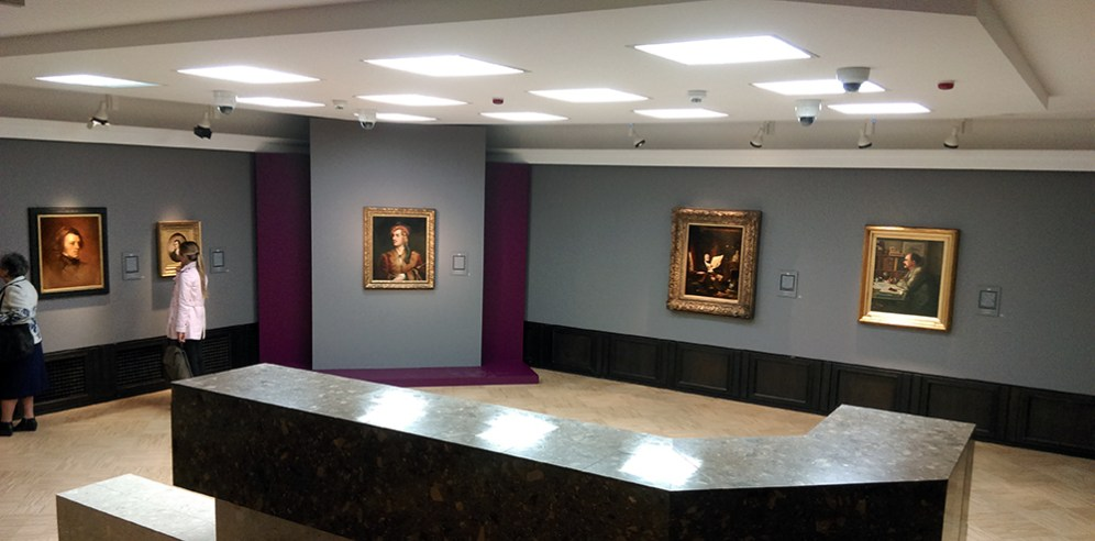 Выставка От Елизаветы до Виктории
