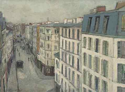 Улица Жонкьер