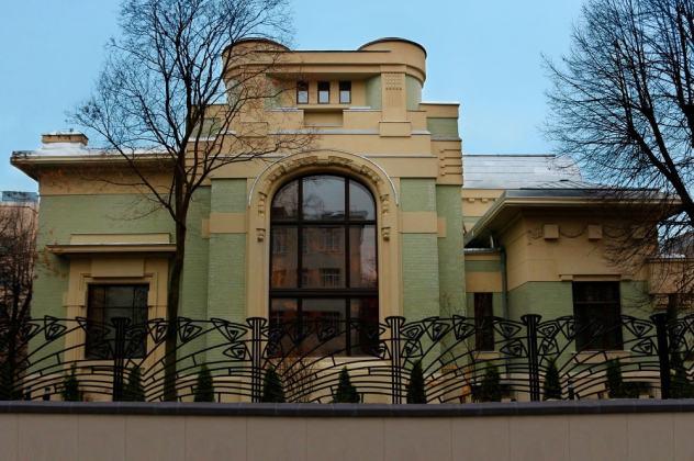 Особняк Дерожинской, Москва