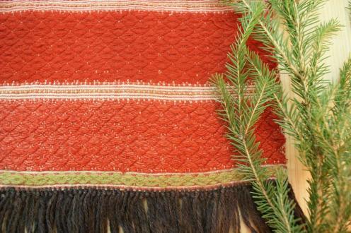 Удмуртское ткачество