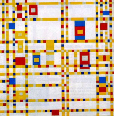 Mondrian Broadway Boogie Woogie