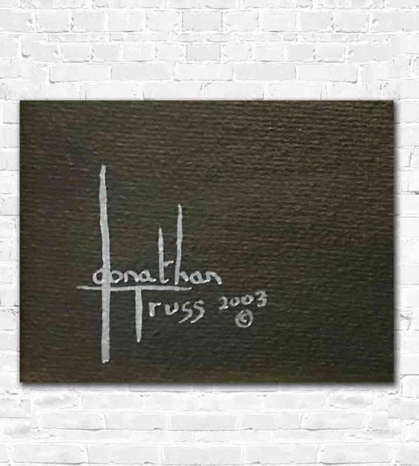 Jonathan Truss' Signature