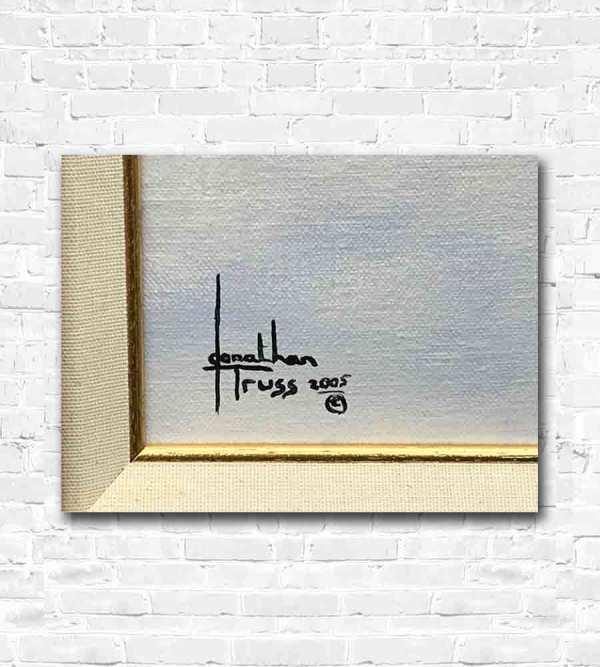 Jonathan Truss signature