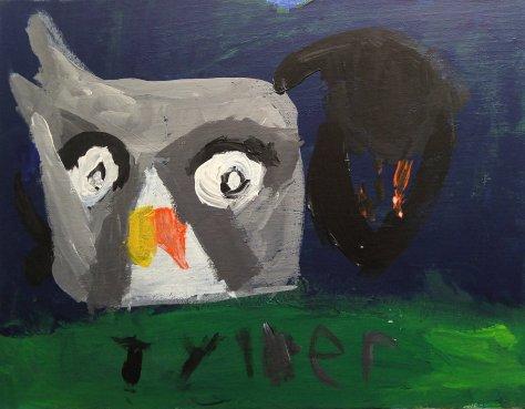 2017-002-25 - Tyler - Age 6 - 'Silver'